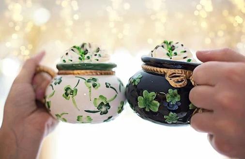 Keramik malen